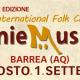 9° Premio ETNIE MUSICALI - Il regolmento del Concorso