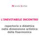 L'inevitabile incontro-Repertorio e didattica nella dimensione artistica della fisarmonica