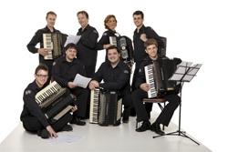 Orquestra de acordeon de Brusque