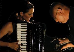 Pino Jodice e Giuliana Soscia