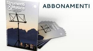 Abbonarsi a Strumenti&Musica Magazine
