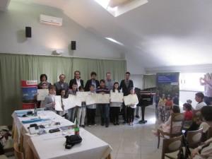 Concorso pianistico Luigi Paduano - Cercola 2012