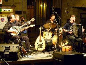 concerto Di Paolonicola e gli Ethnic project allo Strumenti&Musica 2011