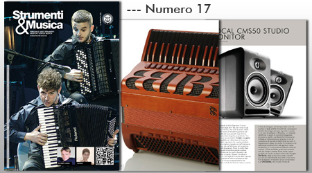 Strumenti e Musica copertina N.17