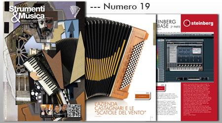 Strumenti & Musica copertina N.19