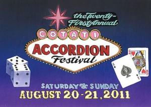 Cotati Accordion Festival 2011