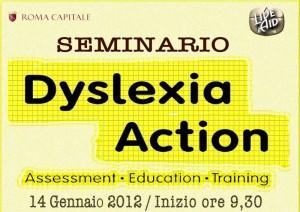 Dyslexia Seminario Live Aid