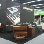 Musikmesse stand Hammond