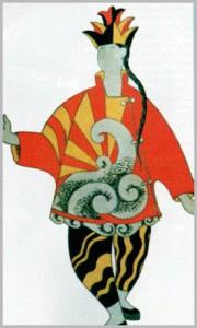 He comprends riens dans la musique (terza parte) Prestigiatore cinese