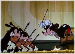 La musica nel cinema d'animazione di Walt Disney (prima parte - Grand Opera)