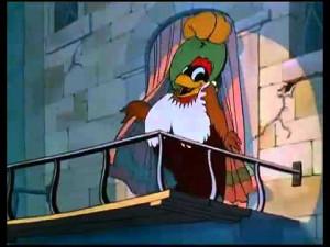 La musica nel cinema d'animazione di Walt Disney (prima parte - Chiquita)