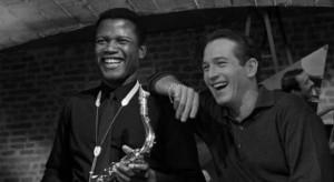 Il jazz al cinema (seconda parte - Sidney Potier e Paul Newman)