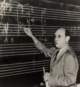 La musica nel cinema d'animazione di Walt Disney (prima parte - Schoenberg)