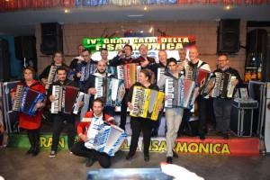 4° Gran gala della Fisarmonica - San Giuliano Milanese