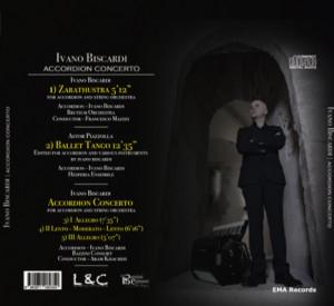 Accordion Concerto - Ivano Biscardi