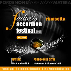 Associazione Musicale Fadiesis Accordion Festival 2018