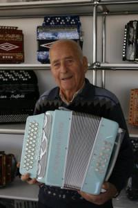 Baffetti Accordions - Dino Baffetti
