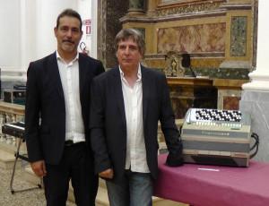Claudio Capponi e Roberto Ascani