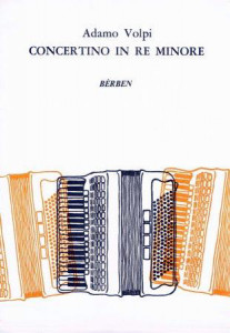 Concertino in Re minore - Adamo Volpi