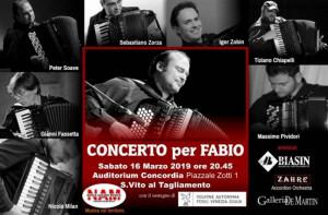 Concerto per Fabio