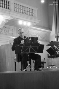 Contemporaneamente Fisarmonica 2014 - Massimiliano Pitocco