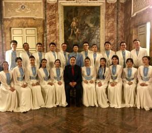 Coro della Università delle Arti di Astanà