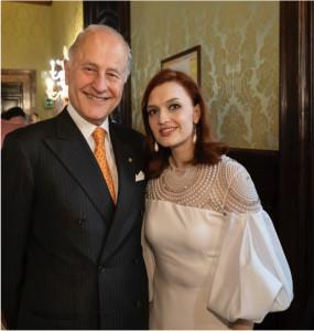 Ekaterina Bakanova e Giorgio Girelli