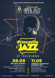 Francavilla è Jazz - V edizione