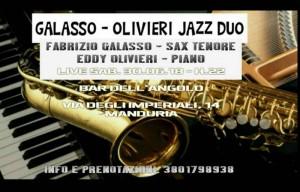 Galasso / Olivieri - jazz duo