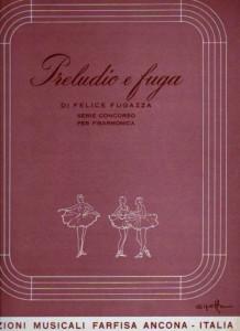 GianFelice Fugazza - Preludio e Fuga