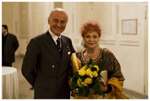 Giorgio Girelli e Katyna Ranieri