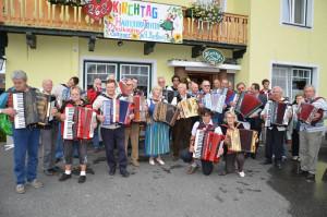 Gli Amici della Fisarmonica del Friuli Venezia Giulia in Austria (2018)