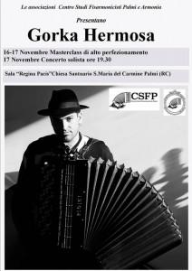 Gorka Hermosa - Concorso Internazionale della Fisarmonica Città di Palmi