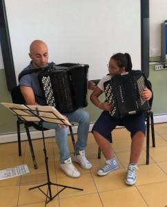 I° Corso Internazionale di Alto Perfezionamento in Fisarmonica Classica - Teggiano 2019