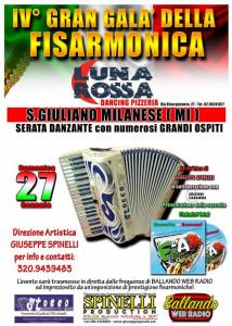 IV Gran Galà della Fisarmonica - San Giuliano Milanese