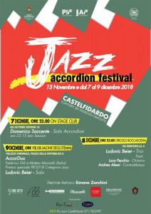 Jazz Accordion Festival 2018