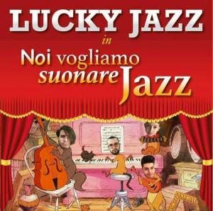 Lucky Jazz - Locandina