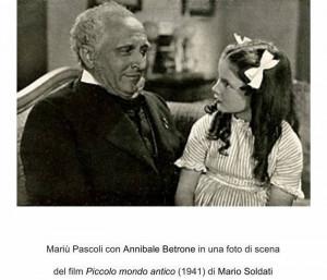 Maria Letizia Pascoli e Annibale Betrone
