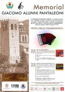 Memorial Giacomo Alunni Pantaleoni