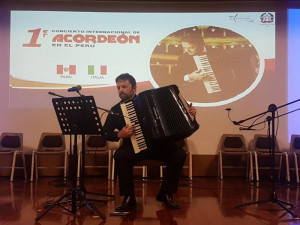 Mirco Patarini - Concerti in Peru (2018)