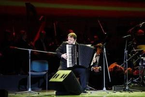Mirco Patarini in concerto al Teatro del Cremlino