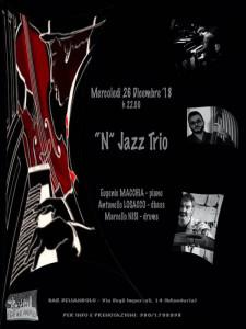 """N"" Jazz Trio Manduria"