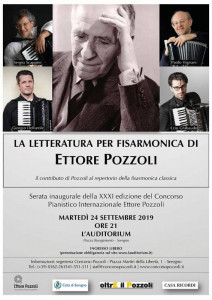 OltrE il Pozzoli - La letteratura per fisarmonica di Ettore Pozzoli
