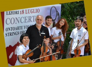 OntoArte Youth Strings Orchestra