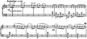 Pastorale Suite - Adamo Volpi (estratto 1)