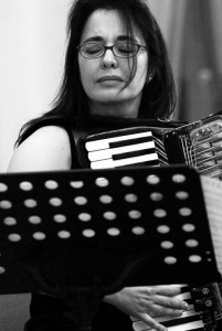 Patrizia Angeloni - Docente di fisarmonica del Conservatorio Ottorino Respighi di Latina