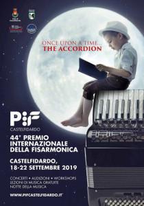 PIF Castelfidardo 2019 - manifesto