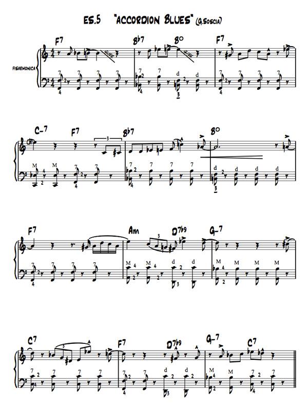 Pillole di jazz - 5° parte esempio N.5