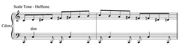 Pillole di jazz Jazz... Accordion Scales - lezione 7 (immagine 2)