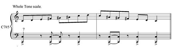 Pillole di jazz Jazz... Accordion Scales - lezione 7 (immagine 3)